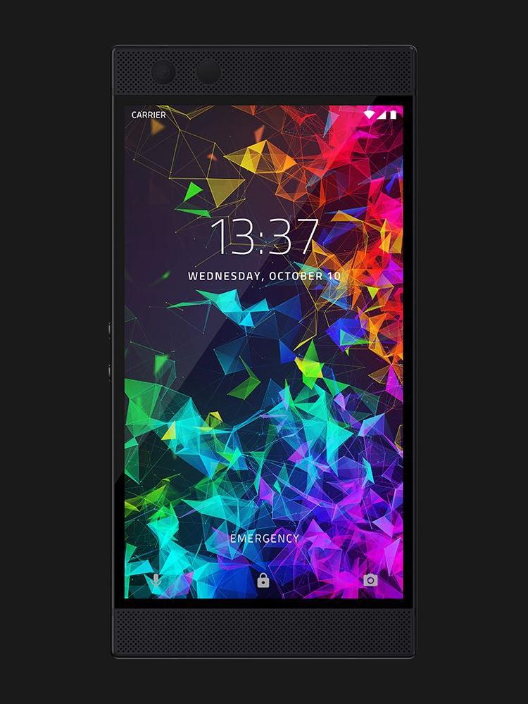 """Дебют игрового смартфона Razer Phone 2: чип Snapdragon 845 и 120-Гц дисплей"""""""