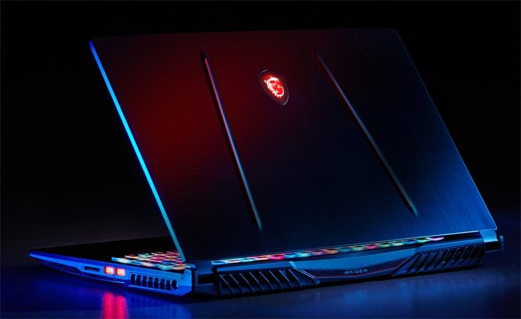 """MSI GE75 Raider: мощный игровой ноутбук с 17,3"""" безрамочным дисплеем"""""""