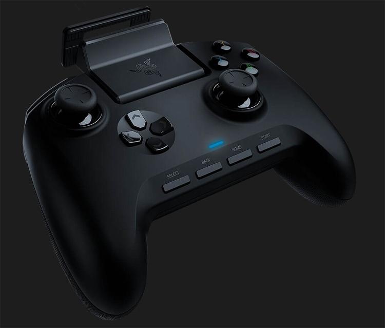 """Razer Raiju Mobile: игровой контроллер-держатель для Android-смартфона"""""""