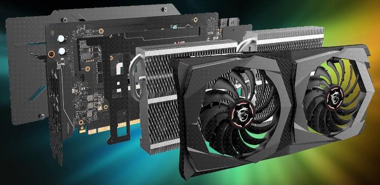Модели GeForce RTX 2070 Gaming охлаждаются СО Twin Frozr 7