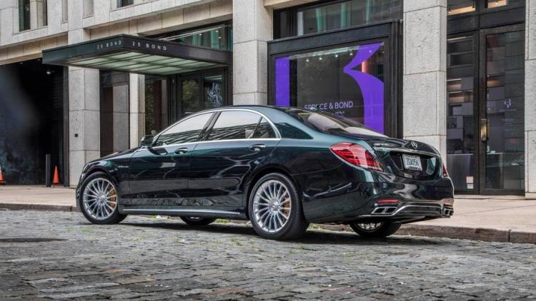 """Mercedes-Benz планирует к 2020 году оборудовать автомобили S-класса системой автономного управления Level 3"""""""