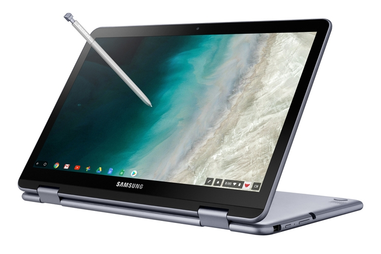 Ноутбук-трансформер Samsung Chromebook Plus V2 (LTE) оценён в $600""
