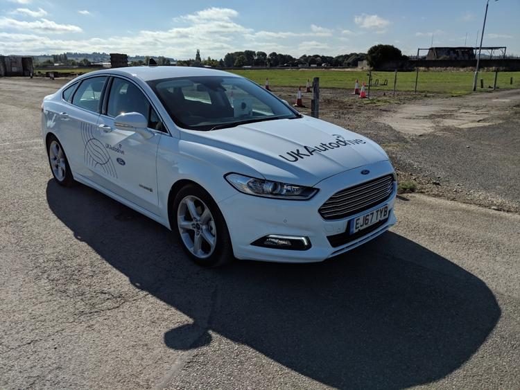 """Технология Ford поможет избавить перекрёстки от светофоров"""""""