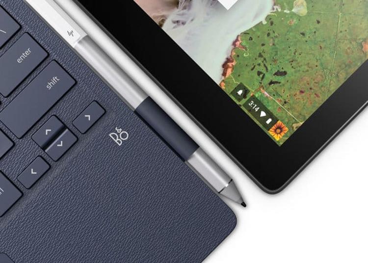 """HP готовит ноутбук Chromebook x2 с экраном высокого разрешения"""""""
