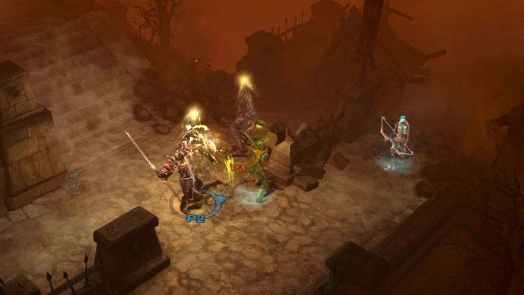 """Представлено ограниченное издание Nintendo Switch в тематике Diablo III"""""""