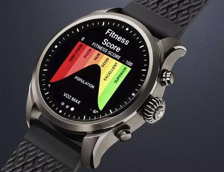Смарт-часы Montblanc Summit 2