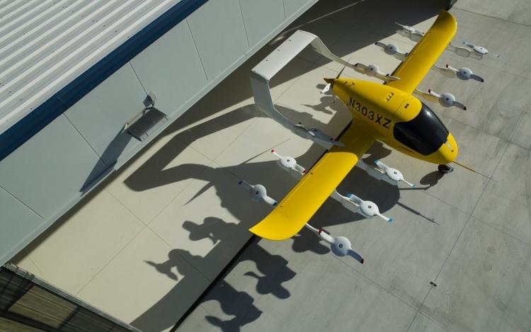 """Авиаперевозчик Air New Zealand заинтересовался «воздушным такси» Ларри Пейджа"""""""