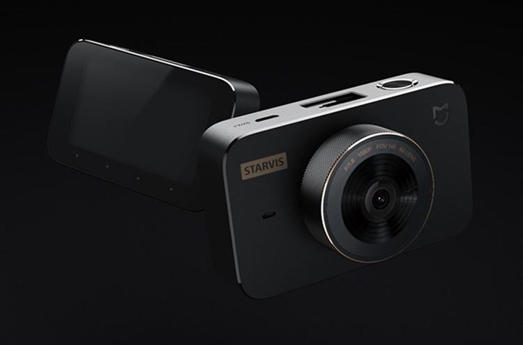 """Xiaomi Mijia Driving Recorder 1S: автомобильный видеорегистратор за $50"""""""