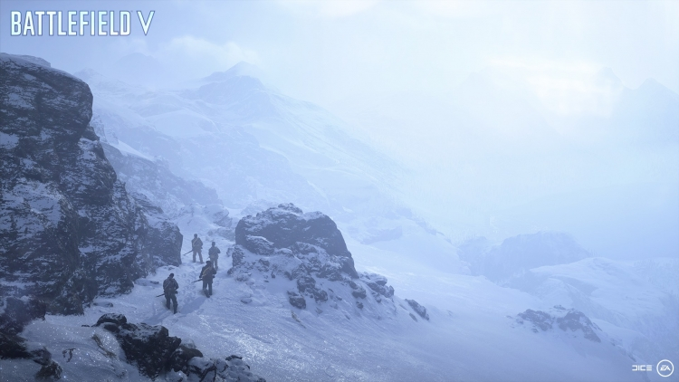 Пафос и взрывы в трейлере сюжетного режима Battlefield V