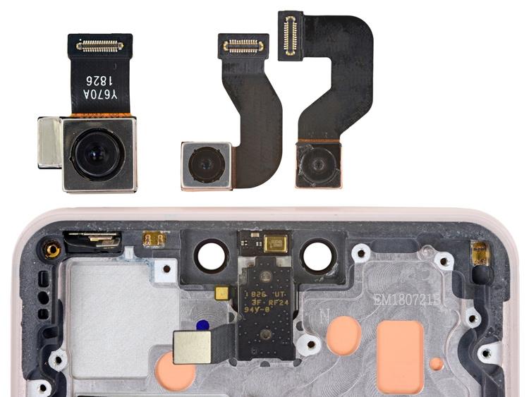 """Разборка Pixel 3 XL выявила использование дисплея Samsung"""""""