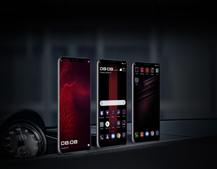 Смартфон Huawei Mate 20 RS Porsche Design