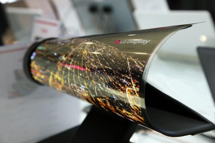 """Lenovo и LG Display готовят планшет со складным 13-дюймовым экраном"""""""