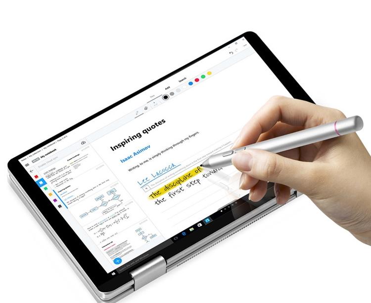 """One Mix 2 Yoga: мини-ноутбук с поддержкой перьевого управления"""""""