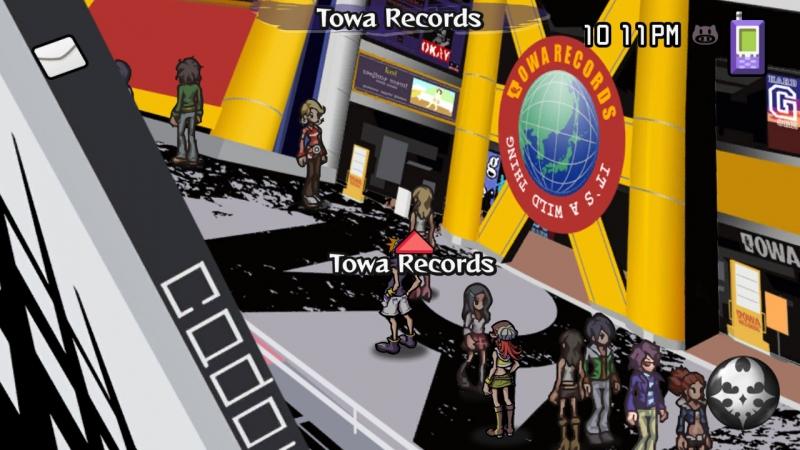 Tower Records от любителей японской музыки так просто не скроешь!