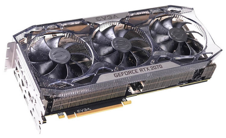 EVGA GeForce RTX 2070 FTW3 Ultra