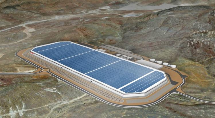 """Tesla купила в Шанхае участок под строительство Гигафабрики 3"""""""