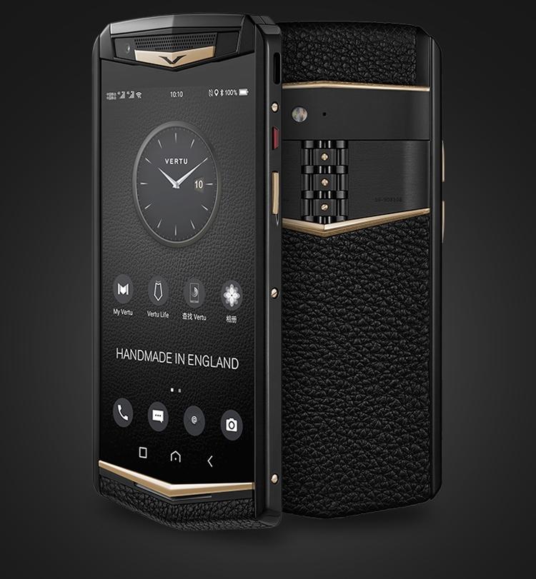 Vertu Aster P: смартфон за 14 000 долларов США
