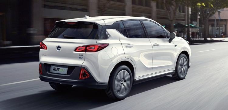 "Запас хода нового электрокара GAC Mitsubishi Motors превышает 400 км"""