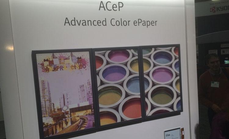 """E Ink разработала технологию беспроводного питания дисплеев на «электронных чернилах»"""""""