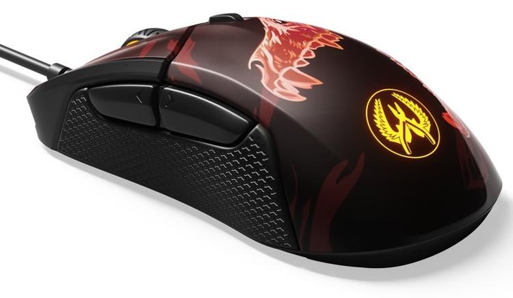 """SteelSeries Rival 310 CS:GO Howl Edition: мышь для поклонников шутеров"""""""