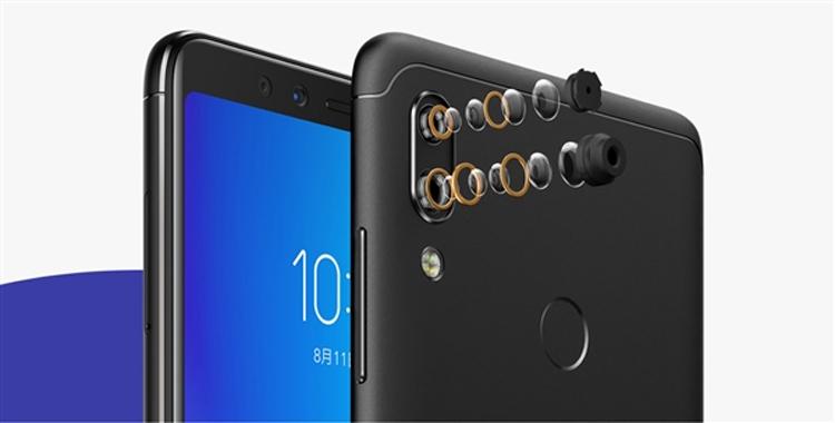"""Смартфон Lenovo K5 Pro вышел в версиях с 4 и 6 Гбайт ОЗУ"""""""