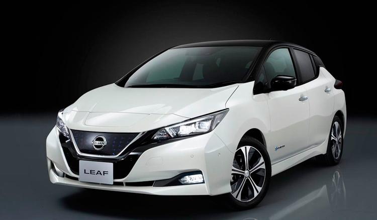 Nissan Leaf пользовался наивысшим спросом среди электромобилей в России в сентябре 2018 года