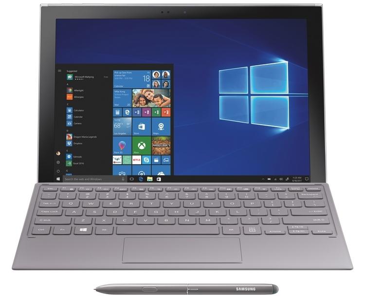 "Samsung Galaxy Book 2: гибридный планшет на Windows 10 S и Qualcomm Snapdragon"""