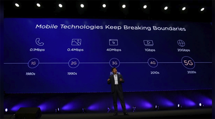 "Huawei наделит гибкий смартфон поддержкой 5G"""