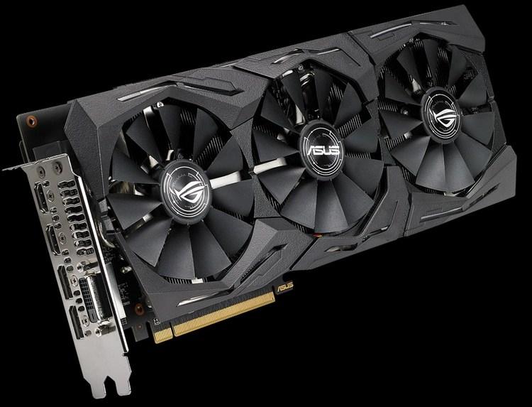 ASUS ROG Strix Radeon RX 580 OC