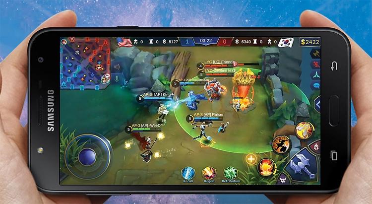 """В Samsung начата разработка игрового смартфона"""""""