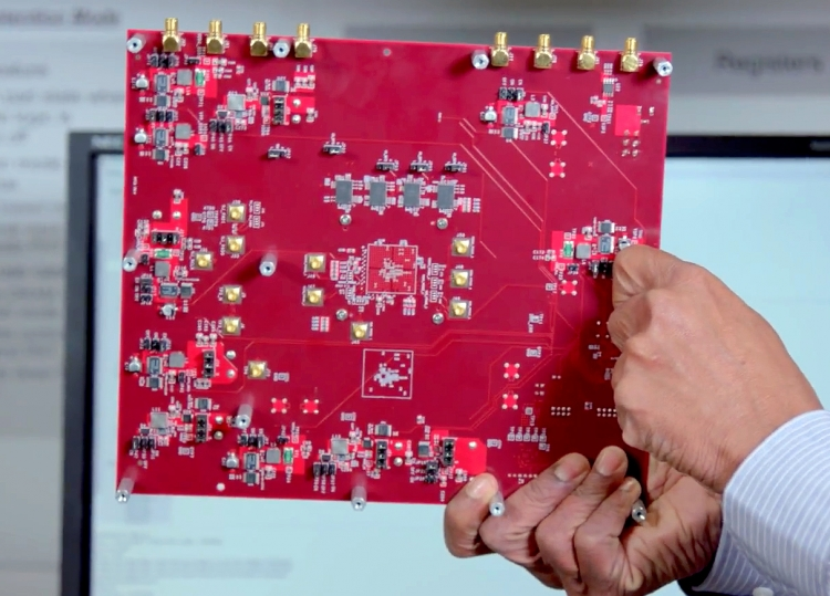 Микросхемы памяти DDR5 производства Micron