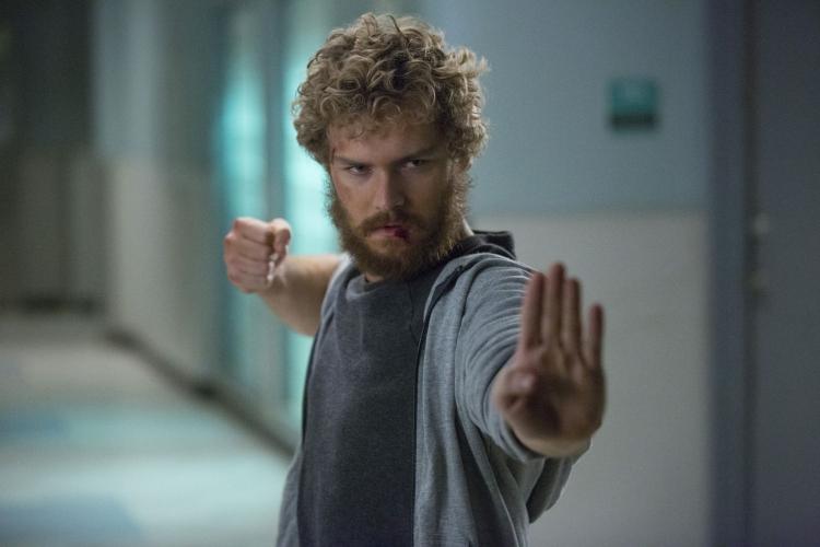 «Железный кулак», Netflix