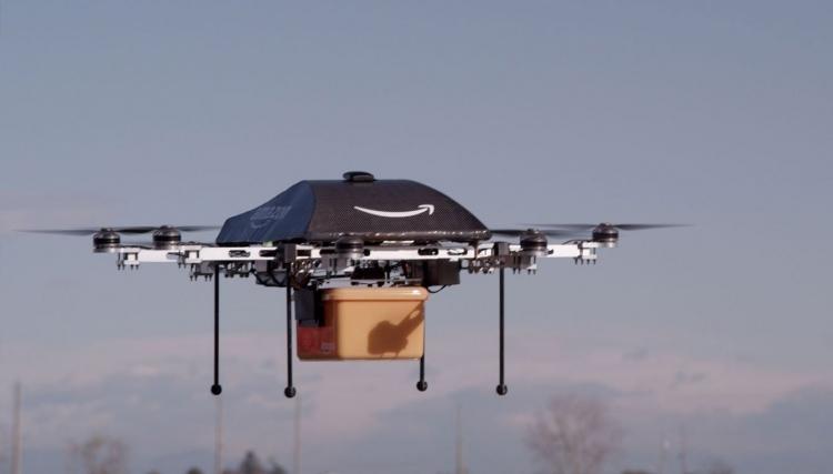 "The Wall Street Journal: Uber готовится запустить сервис доставки еды дронами к 2021 году"""