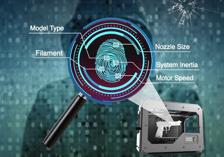 """«Отпечатки пальцев» 3D-принтеров помогут найти изготовителя оружия"""""""