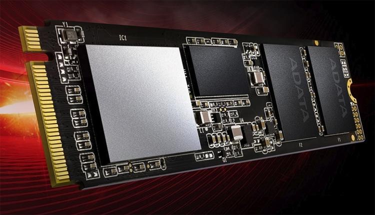 """Накопители ADATA XPG SX8200 Pro SSD и Gammix S5 SSD имеют формат М.2 2280"""""""