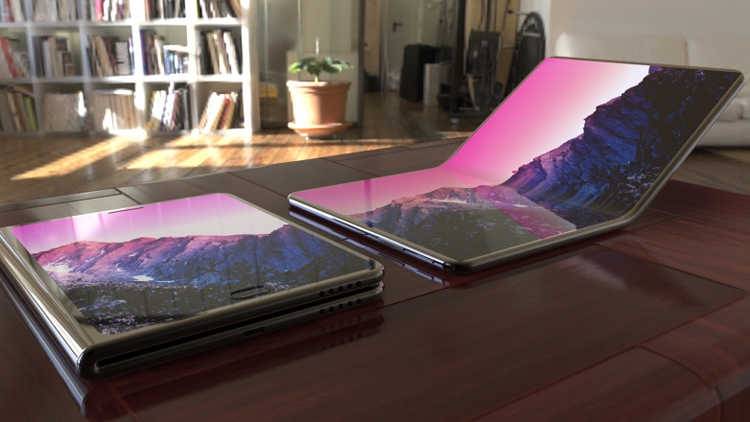 "Samsung размышляет над ноутбуком с гибким дисплеем"""
