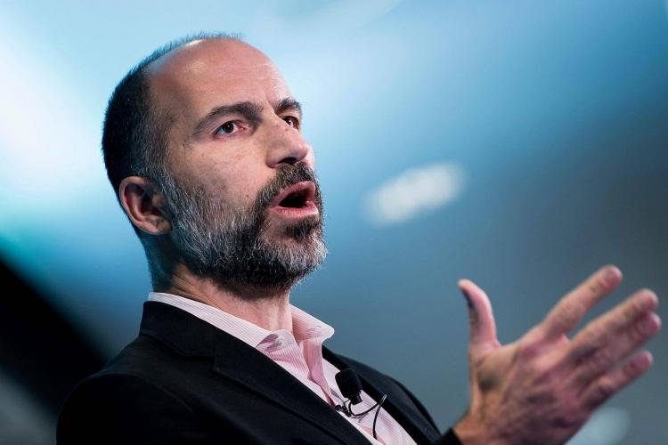 """Uber полностью электрифицирует свой парк автомобилей в Лондоне к 2025 году"""""""