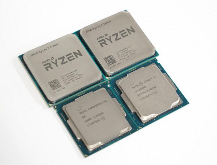 Статистика разгона процессоров Intel и AMD от Silicon Lottery