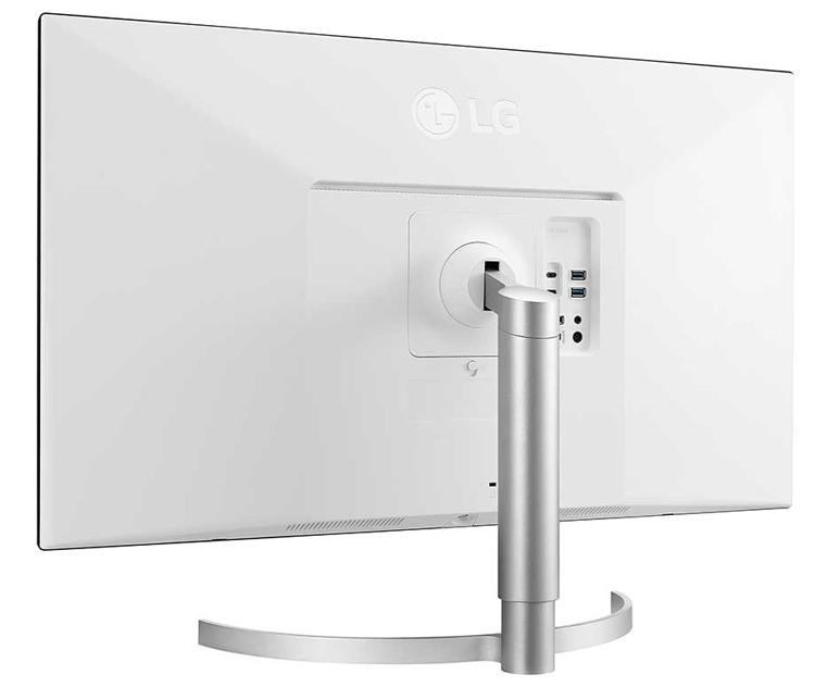 """LG 32UL950-W: монитор 4К с поддержкой Thunderbolt 3"""""""
