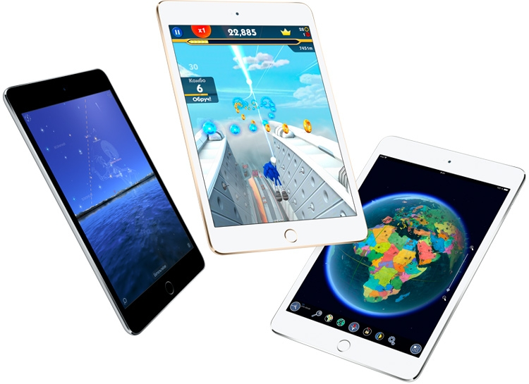 Apple iPad mini не обновлялся уже три года