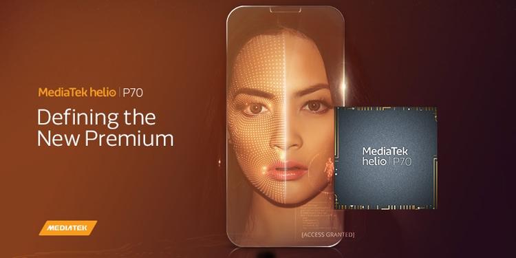 """MediaTek Helio P70: мобильный процессор с ИИ-акселератором"""""""