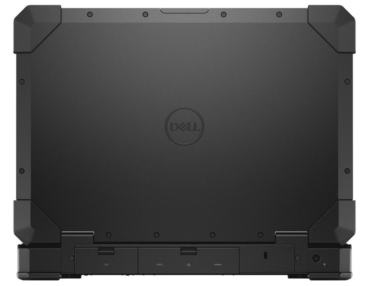 """Dell Latitude Rugged: ноутбуки повышенной прочности с 14"""" дисплеем"""""""