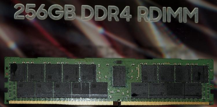 256-Гбайт модуль памяти Samsung. Фото сайта AnandTech