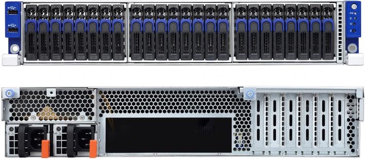Серверы TYAN на базе процессоров AMD EPYC