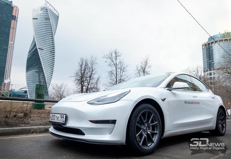 """Tesla показала квартальную прибыль: поставки Model 3 превысили 56 тыс. экземпляров"""""""