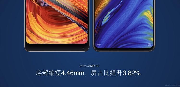"""Xiaomi представила слайдер Mi Mix 3 без экранного выреза"""""""