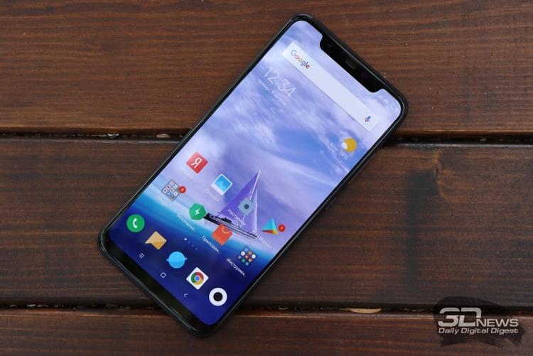 """Xiaomi в 2018 году перевыполнит собственный план по поставкам смартфонов"""""""