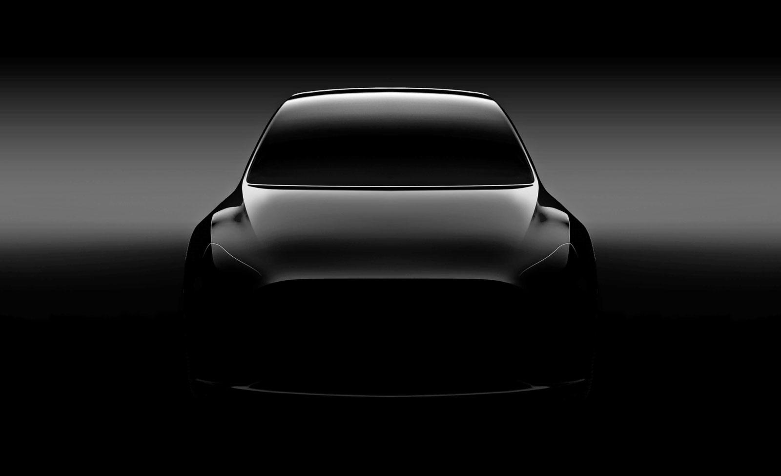 """Прототип кроссовера Tesla Model Y готов к производству"""""""
