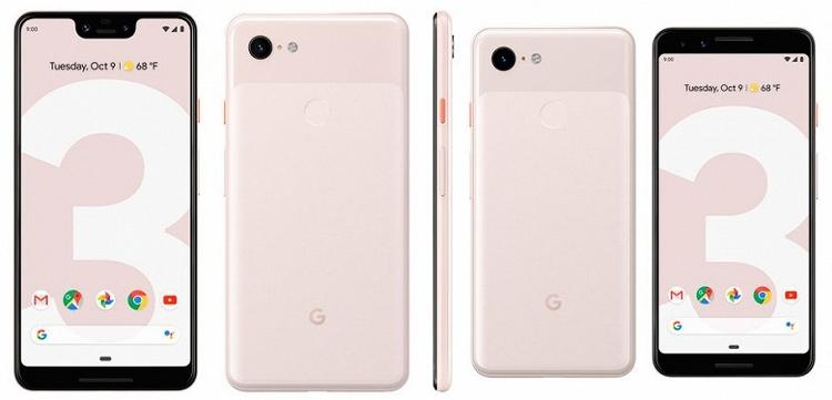 """В смартфонах Google Pixel 3 нашли скрытое приложение и второй вырез"""""""