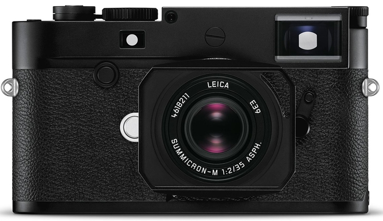"У фотокамеры Leica M10-D за $8000 нет дисплея"""
